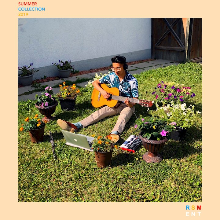 Reggie San Miguel - Daydream